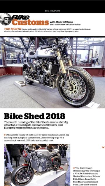 Bike Magazine: Motorbike news, tips, events & more screenshot 22