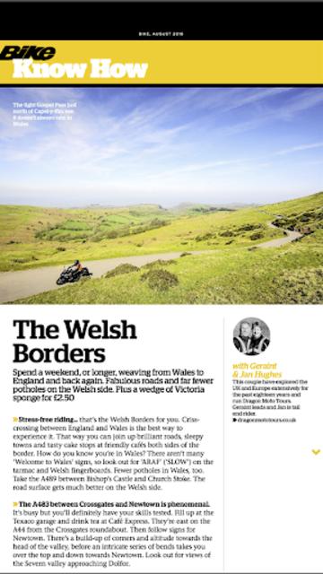 Bike Magazine: Motorbike news, tips, events & more screenshot 23