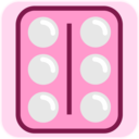 Icon for Lady Pill Reminder  ®