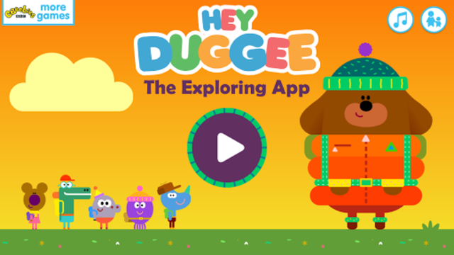Hey Duggee: The Exploring App screenshot 1