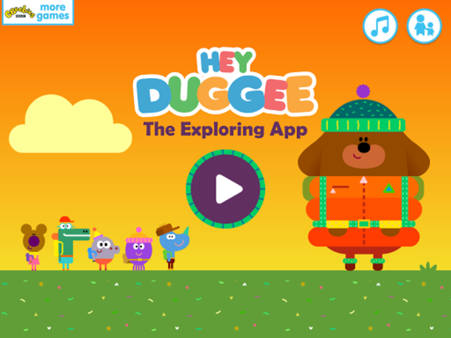 Hey Duggee: The Exploring App screenshot 9