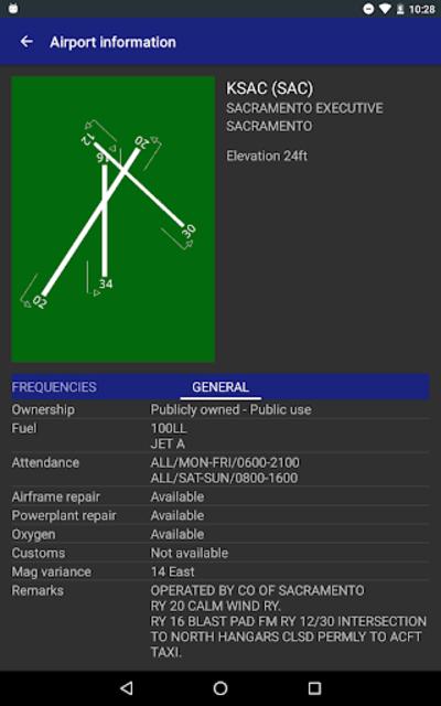 AviNavi, navigation for pilots screenshot 21