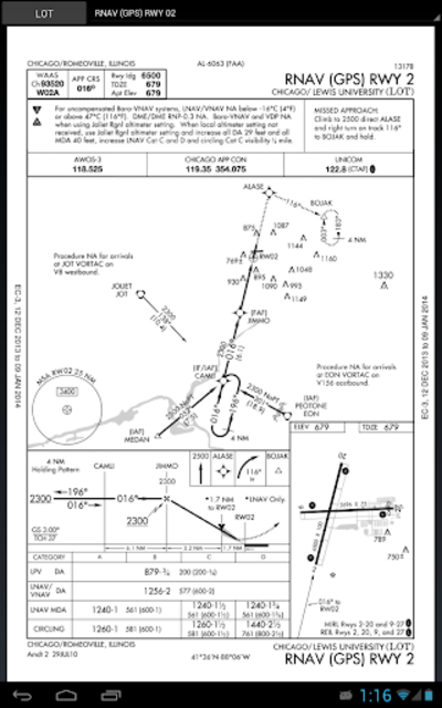 Approach Charts screenshot 6