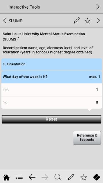 Psychiatry pocket screenshot 5