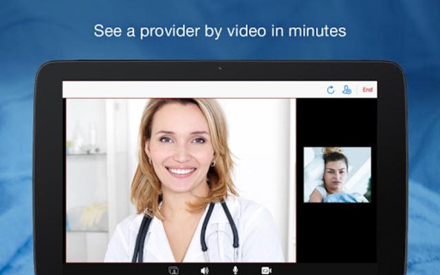 BCBSM Online Visits screenshot 7