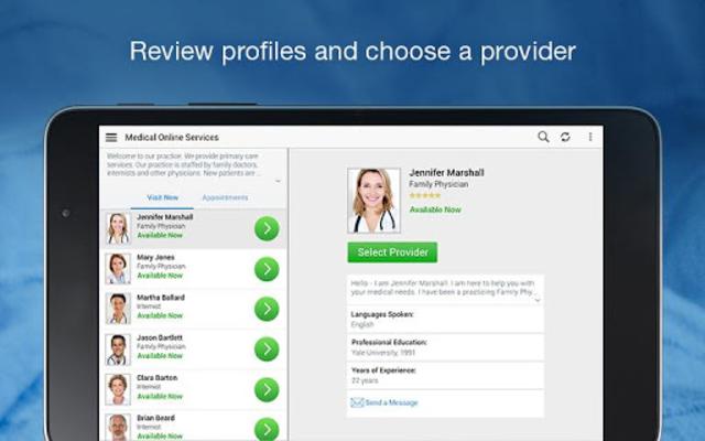 BCBSM Online Visits screenshot 10