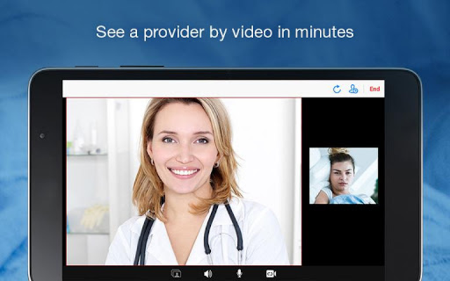 BCBSM Online Visits screenshot 11