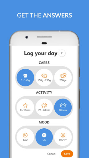 BD Briight: Your Diabetes Personal Assistant screenshot 3