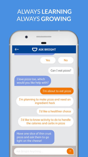 BD Briight: Your Diabetes Personal Assistant screenshot 4
