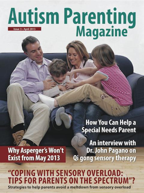 Autism Parenting Magazine screenshot 5