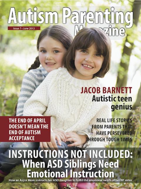 Autism Parenting Magazine screenshot 6