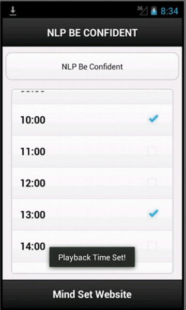 Sleep Learning NLP Be More Confident screenshot 3