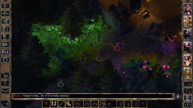 Baldur's Gate II screenshot 2