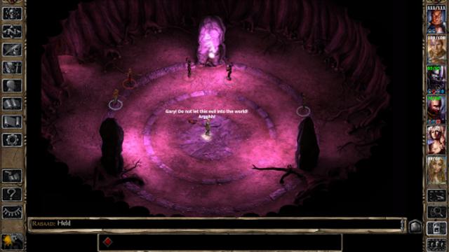 Baldur's Gate II screenshot 6