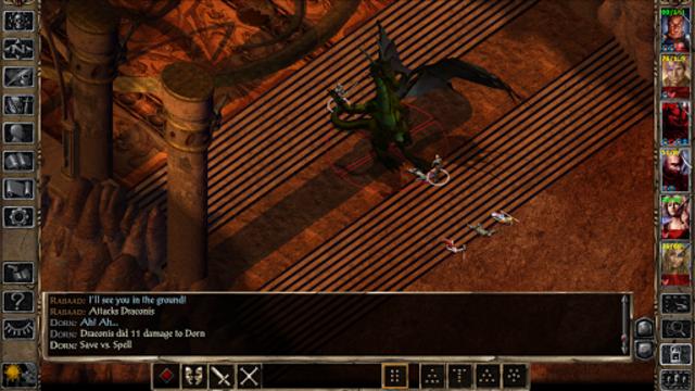 Baldur's Gate II screenshot 8