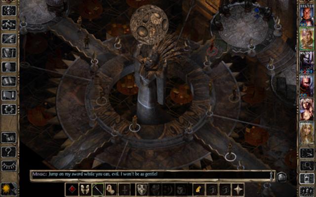 Baldur's Gate II screenshot 11