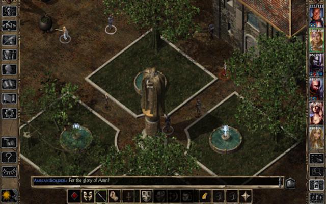Baldur's Gate II screenshot 13