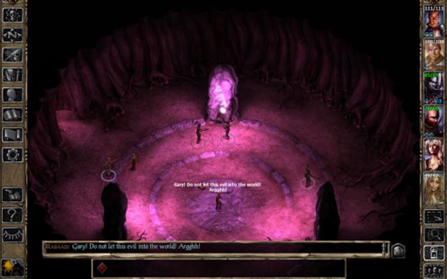 Baldur's Gate II screenshot 14