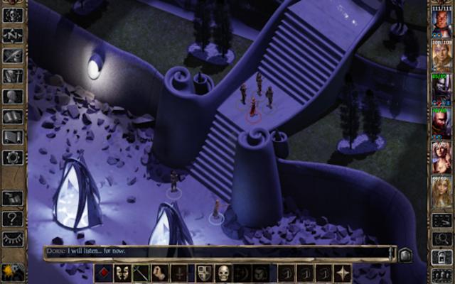 Baldur's Gate II screenshot 15