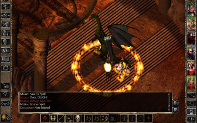 Baldur's Gate II screenshot 16