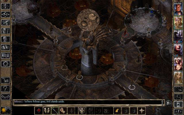 Baldur's Gate II screenshot 19