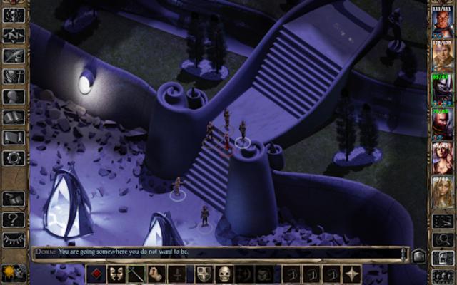 Baldur's Gate II screenshot 23