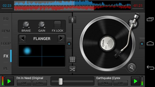 DJ Studio 5 - Free music mixer screenshot 5