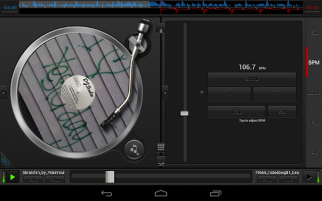 DJ Studio 5 - Free music mixer screenshot 9