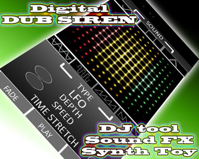 Digital Dub Siren Generator screenshot 1