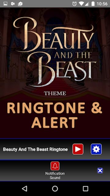 Beauty And The Beast Ringtone screenshot 4