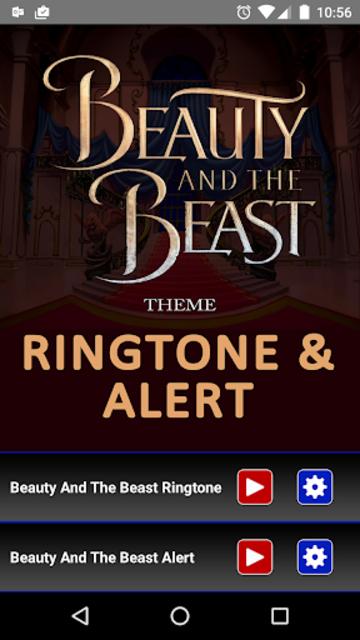 Beauty And The Beast Ringtone screenshot 2