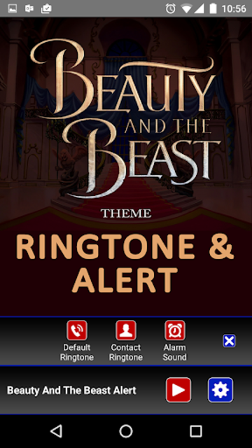 Beauty And The Beast Ringtone screenshot 3