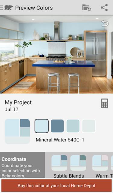 ColorSmart by BEHR® Mobile screenshot 4