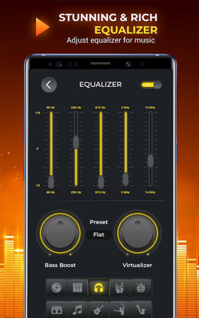 MP3 Player– Free Music Player - Music Plus screenshot 3