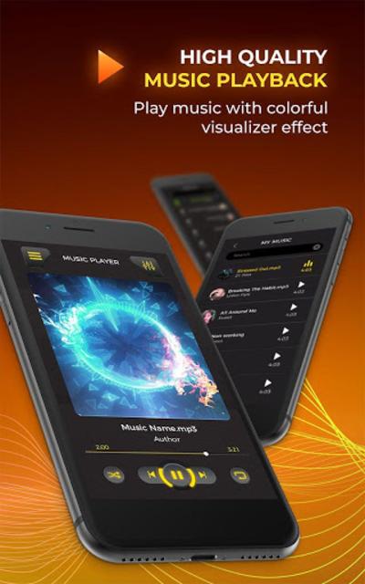 MP3 Player– Free Music Player - Music Plus screenshot 4