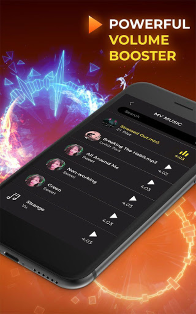 MP3 Player– Free Music Player - Music Plus screenshot 5