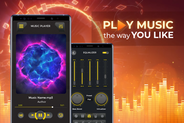 MP3 Player– Free Music Player - Music Plus screenshot 7