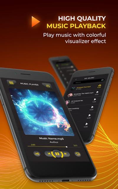 MP3 Player– Free Music Player - Music Plus screenshot 10