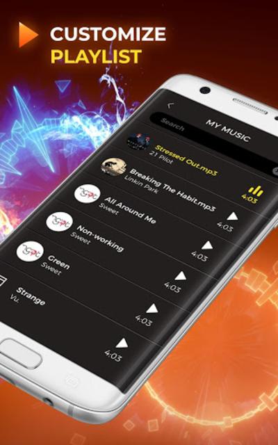 MP3 Player– Free Music Player - Music Plus screenshot 12