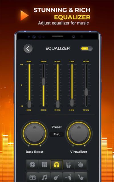 MP3 Player– Free Music Player - Music Plus screenshot 15