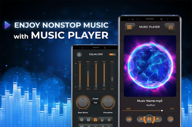 Music Player - Audio Player Pro screenshot 1
