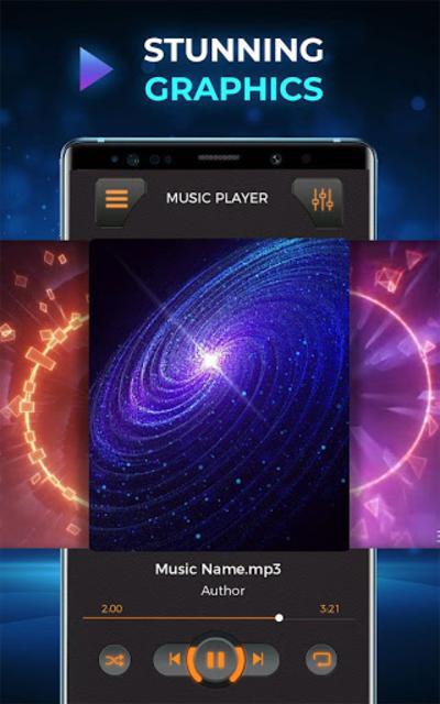 Music Player - Audio Player Pro screenshot 2