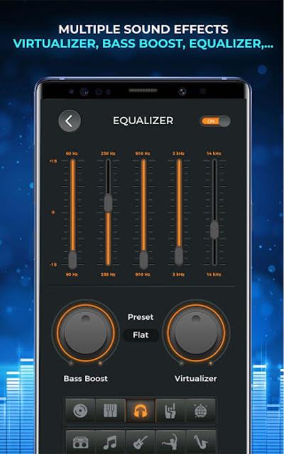 Music Player - Audio Player Pro screenshot 3