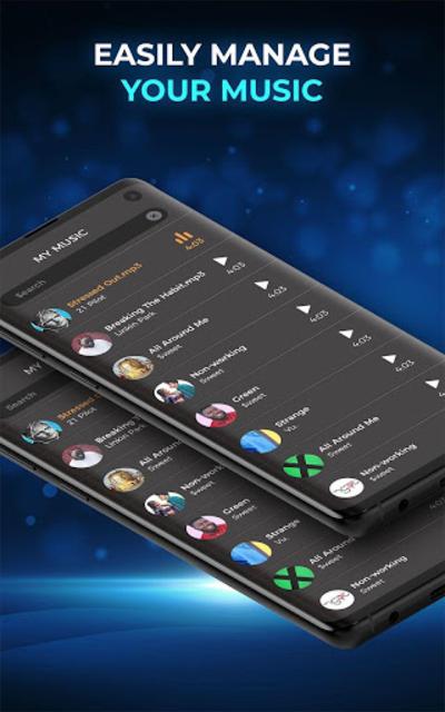 Music Player - Audio Player Pro screenshot 5