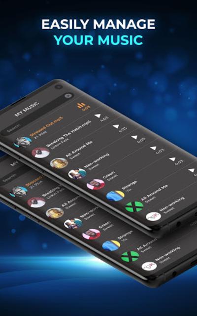 Music Player - Audio Player Pro screenshot 11