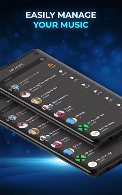 Music Player - Audio Player Pro screenshot 17