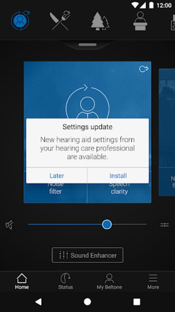 Beltone HearMax screenshot 5