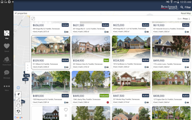 Benchmark Realty:  Homes For Sale screenshot 7