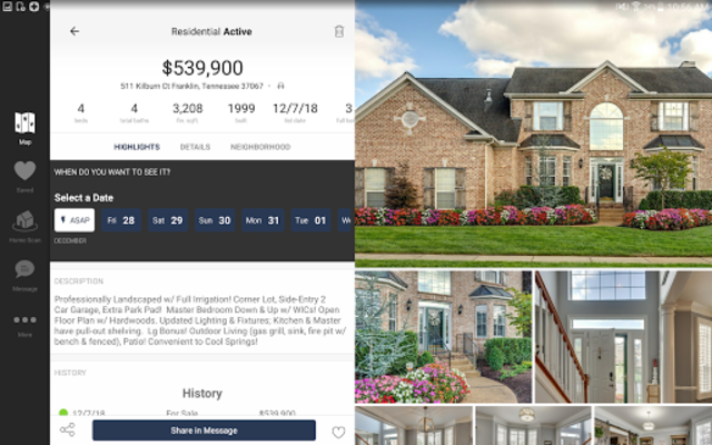 Benchmark Realty:  Homes For Sale screenshot 9