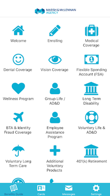iBenefits screenshot 1